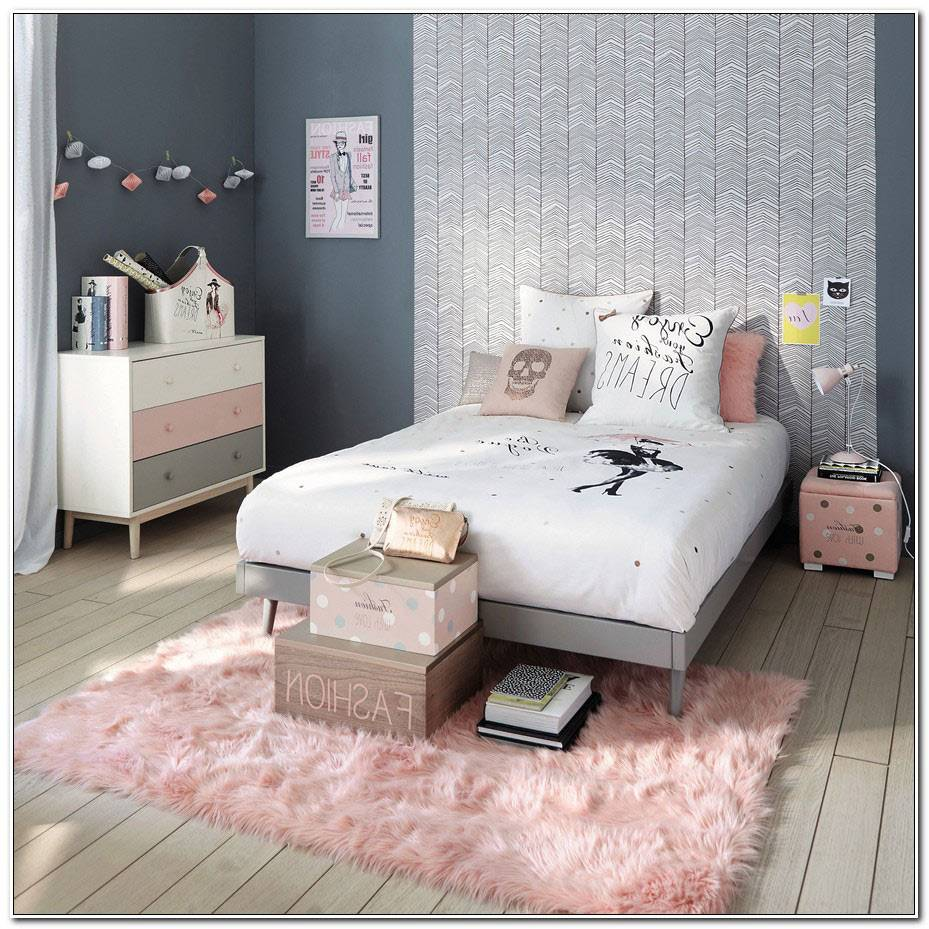 chambre ado fille maison du monde. Black Bedroom Furniture Sets. Home Design Ideas