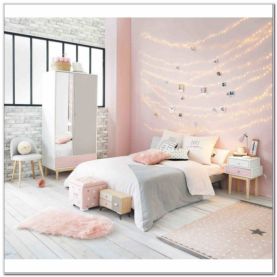 Chambre Ado Fille Rose Gold
