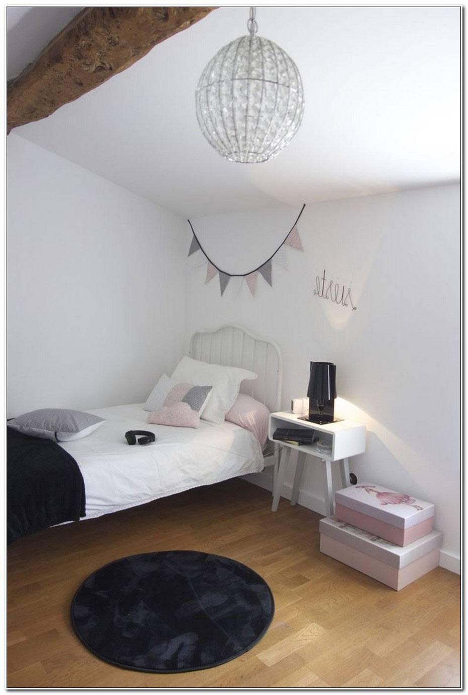 Chambre Ado Garcon Blanc