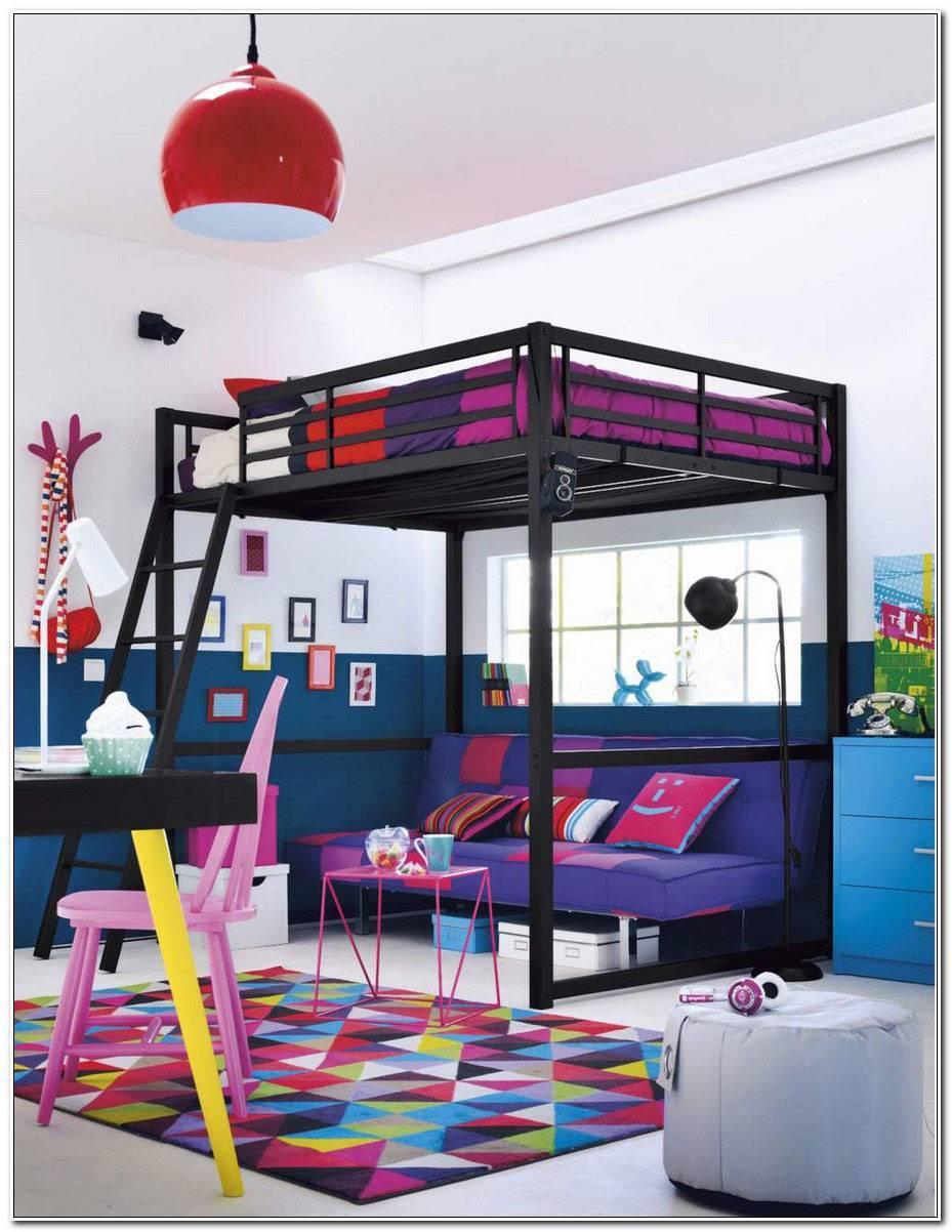 Chambre Ado Mezzanine Ikea