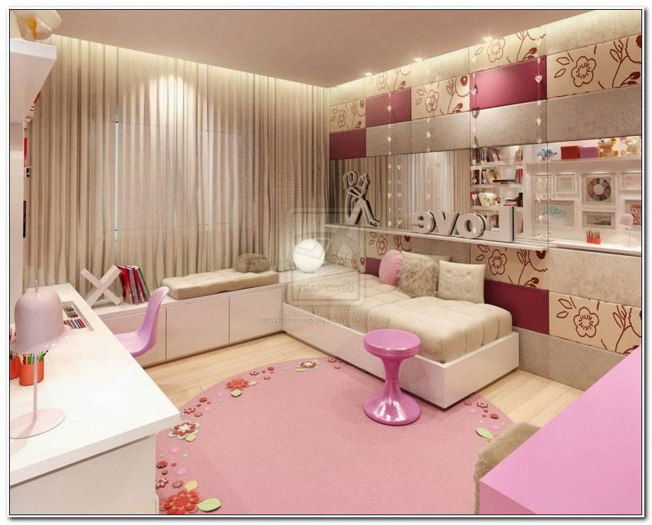 Chambre Adolescent Fille Deco