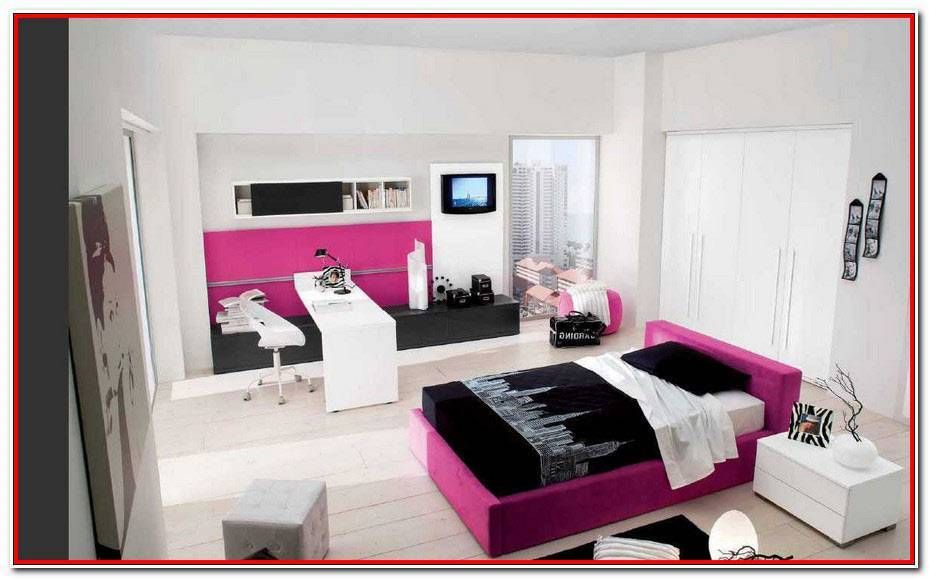 Chambre Adolescent Fille Design