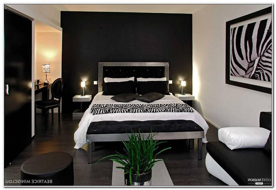 Chambre Adolescent Noir Et Blanc