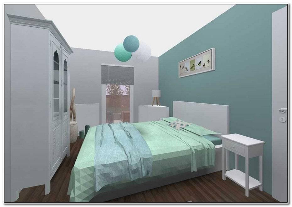 Chambre Bleu Pastel