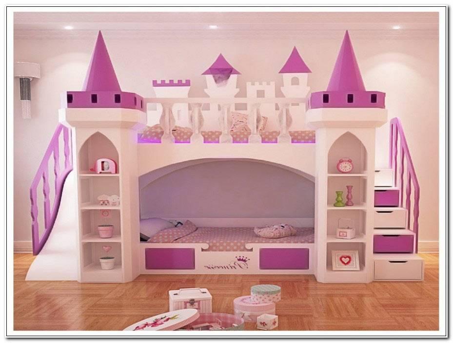 Chambre Complete Fille Princesse