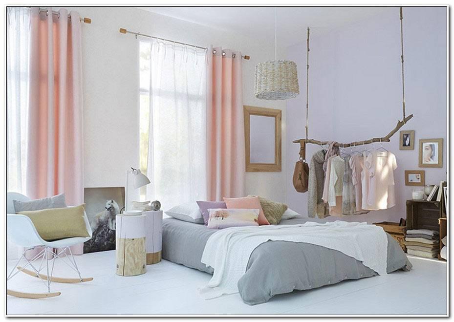 Chambre Couleur Pastel