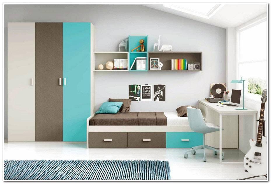 Chambre D'Ado Moderne