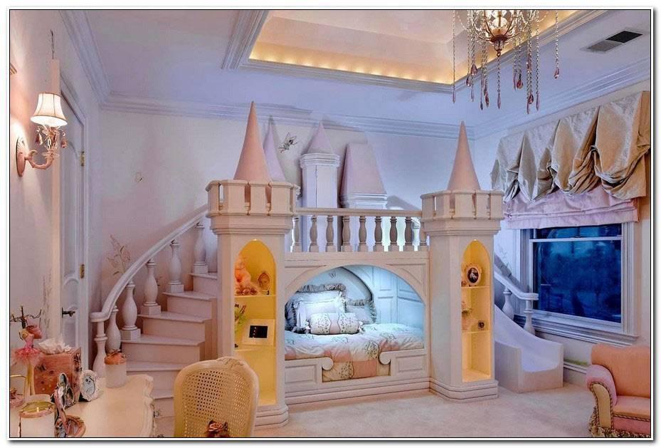 Chambre De Fille Princesse