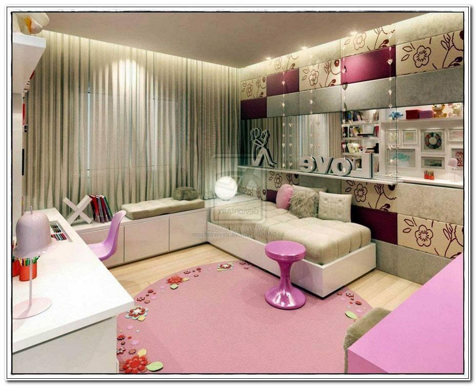 Chambre De Luxe Moderne Ado Fille