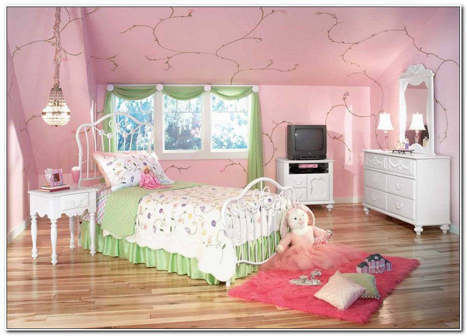Chambre De Princesse Pour Petite Fille