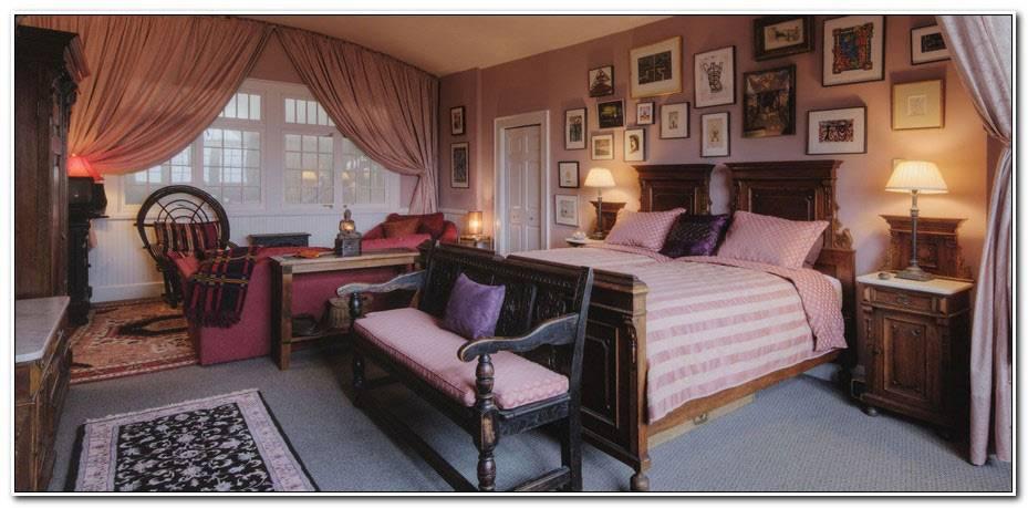 Chambre Deco Vintage