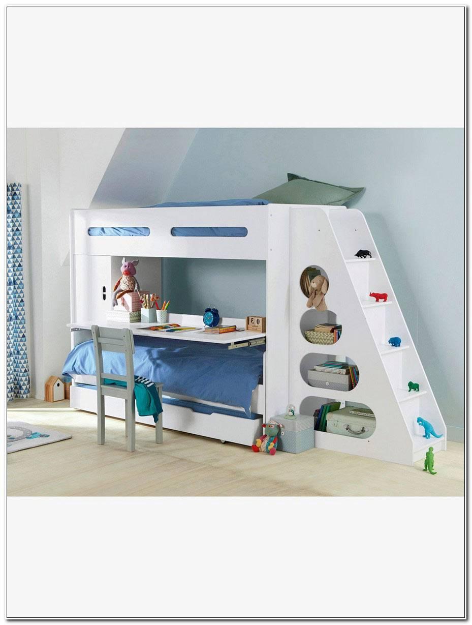 Chambre Enfant Lit Mezzanine