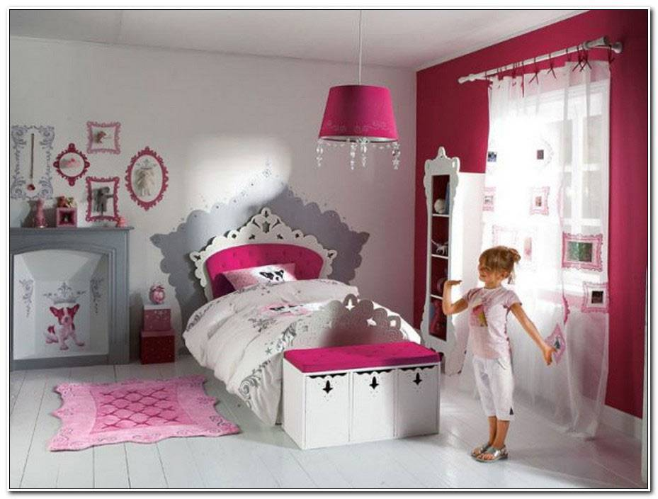 Chambre Fille 9 Ans