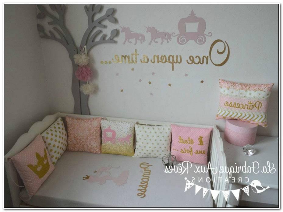 Chambre Fille Princesse Deco