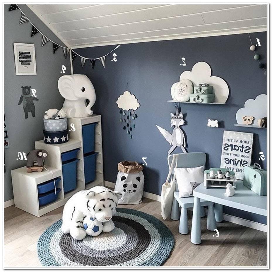 Chambre Garcon Bleu