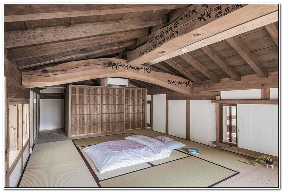 Chambre Japonaise Traditionnelle