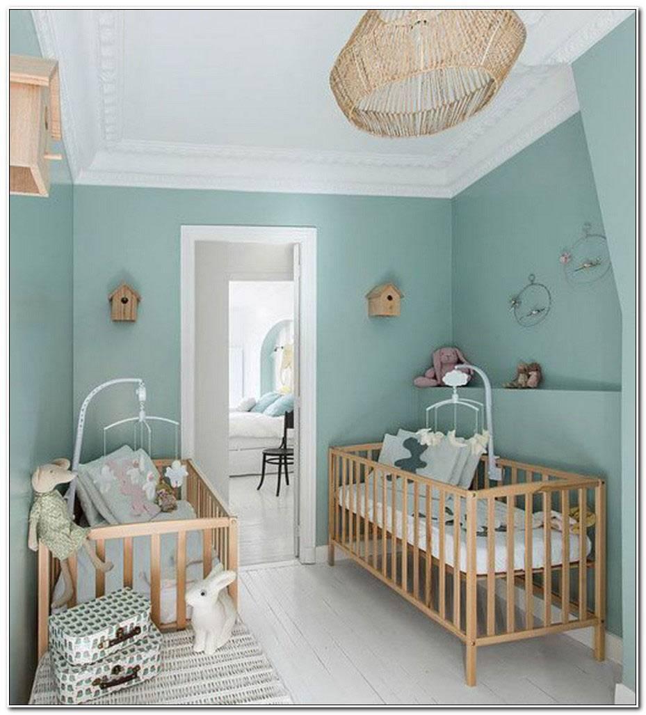 Chambre Jumeaux Bebe