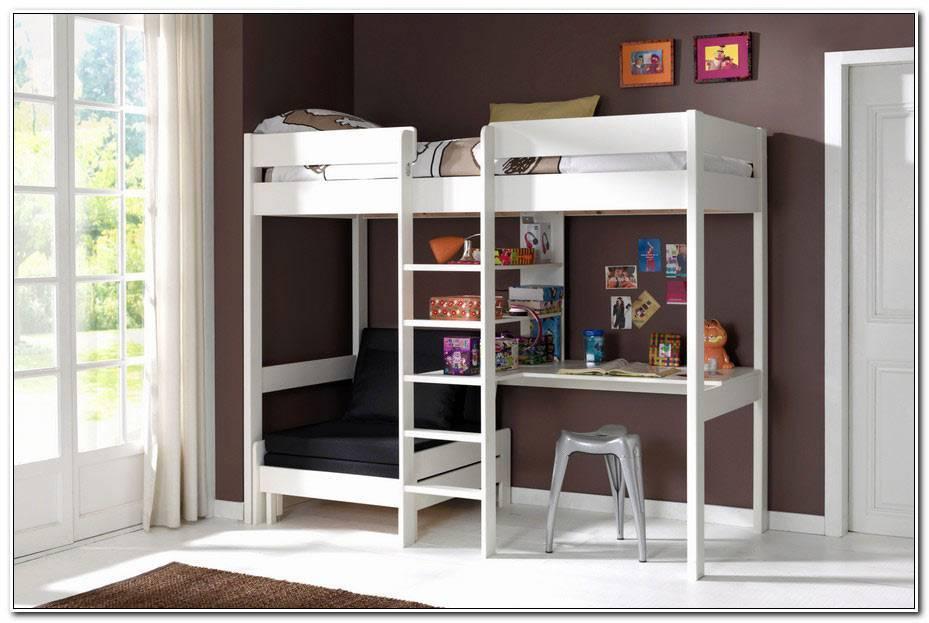 Chambre Mezzanine Ado Conforama