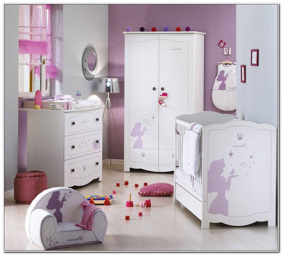 Chambre Princesse Bebe