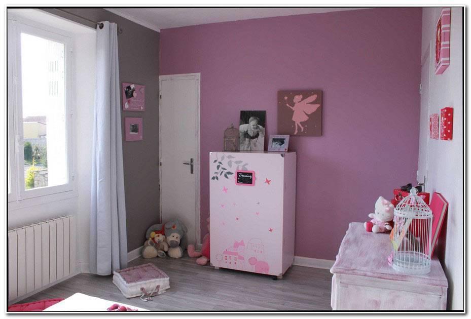 Chambre Rose Moderne