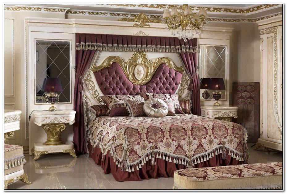 Chambre Style Louis Xv