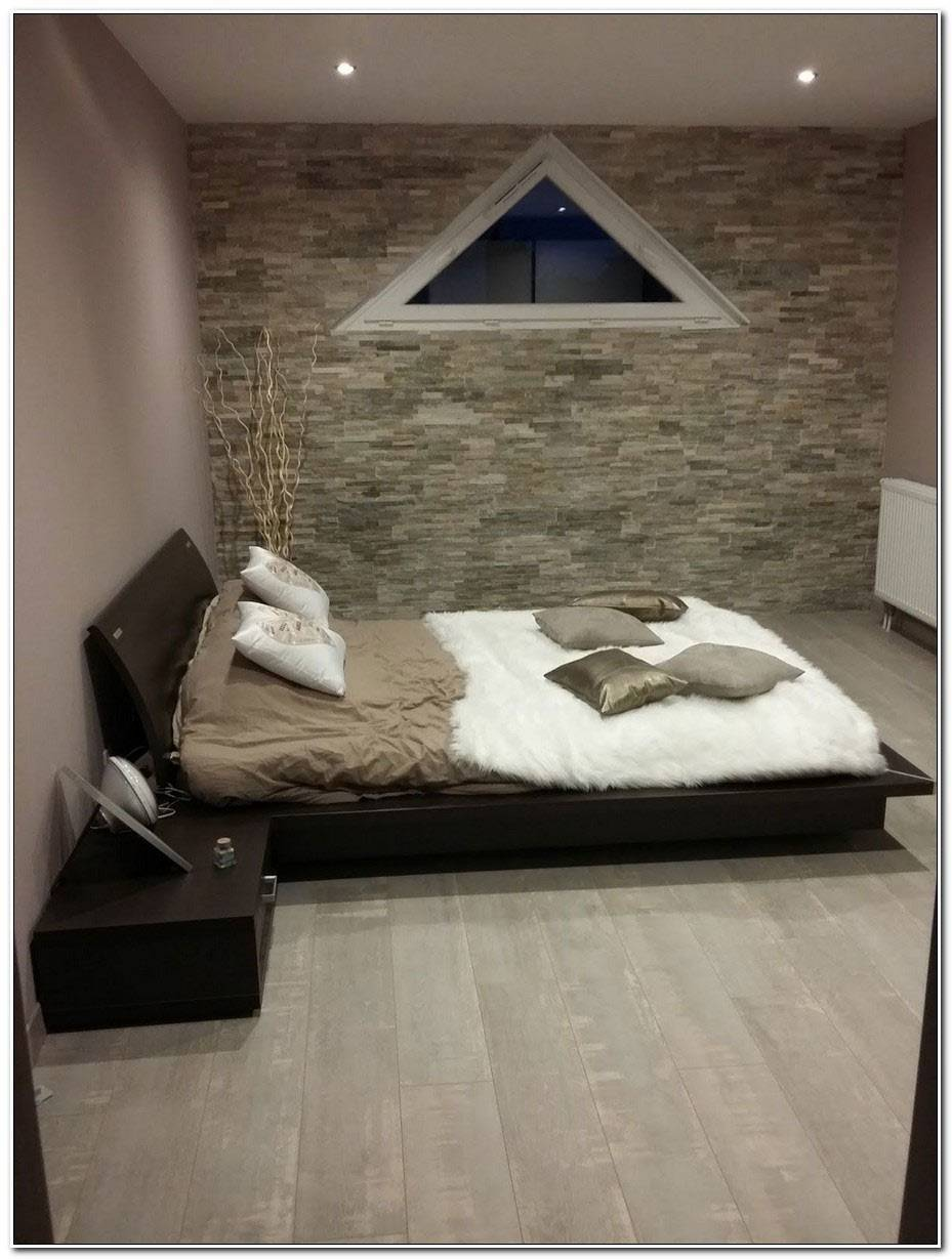 Chambre Zen Taupe