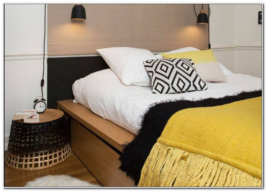 Chambres Jaune Moutarde