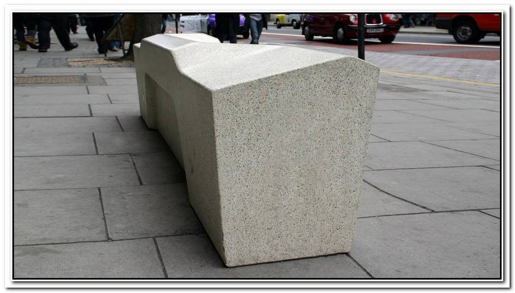 Check Out These Fascinating Examples Of Hostile Architecture