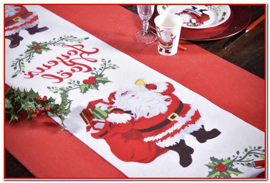Chemin De Table De Noel