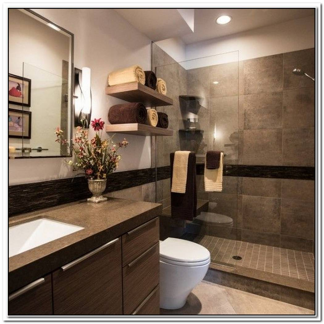 Chic Contemporary Bathroom Cool