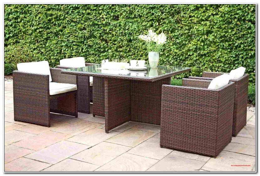 Choose Gartenmoebel Set Rattan Guenstig