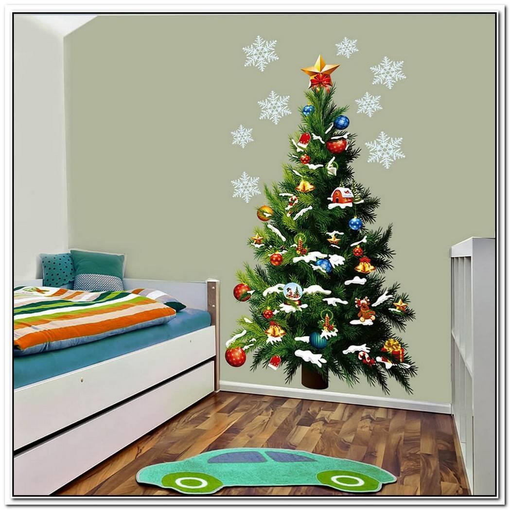 Christmas Tree Wall Sticker