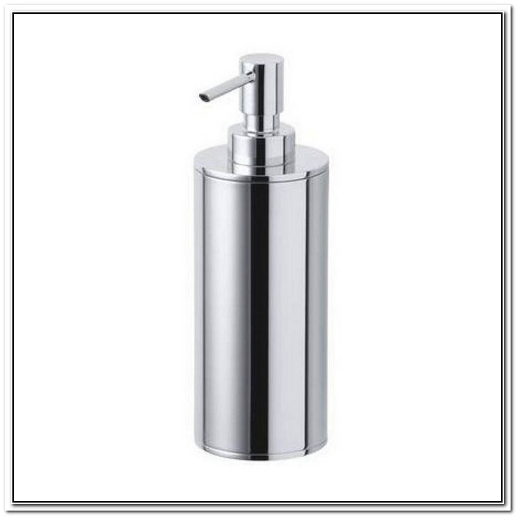 Chrome Soap Dispenser