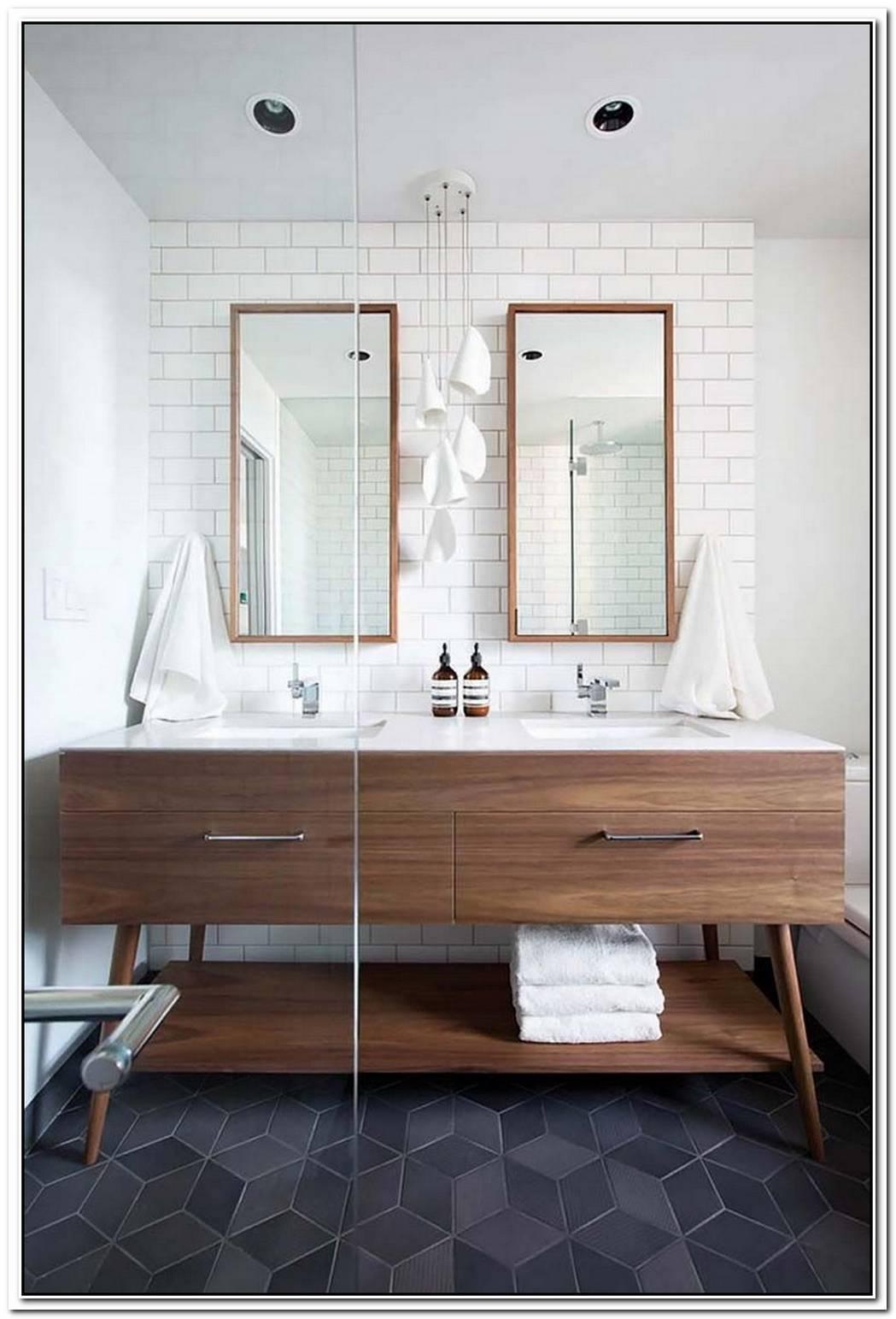 Classic Bathroom Mid Century