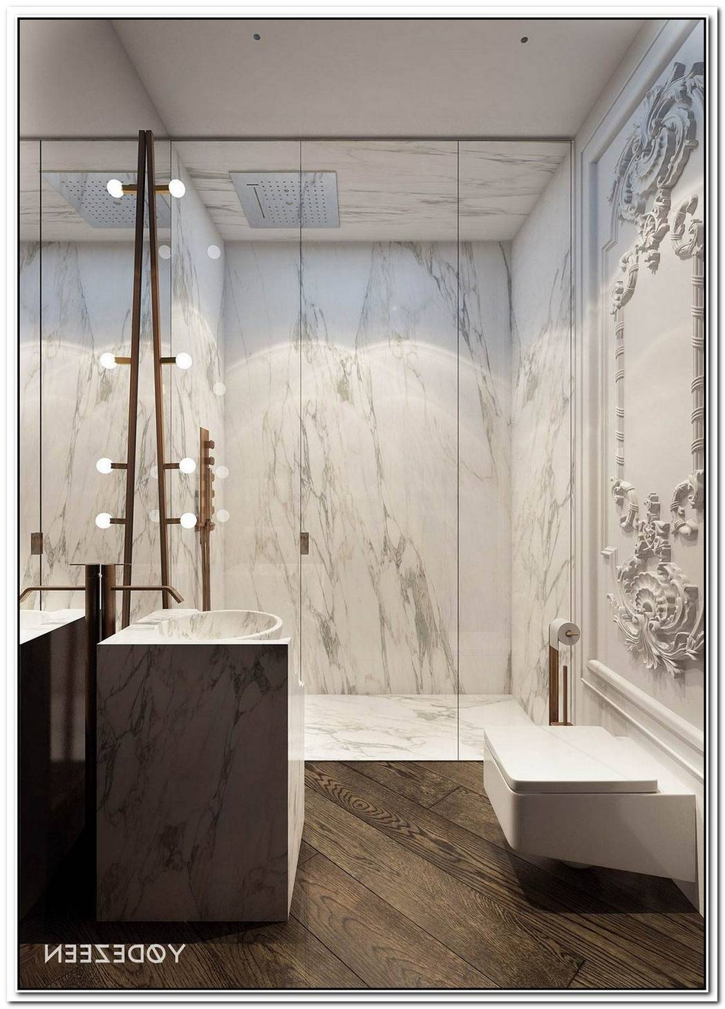 Classic Contemporary Bathroom Designer