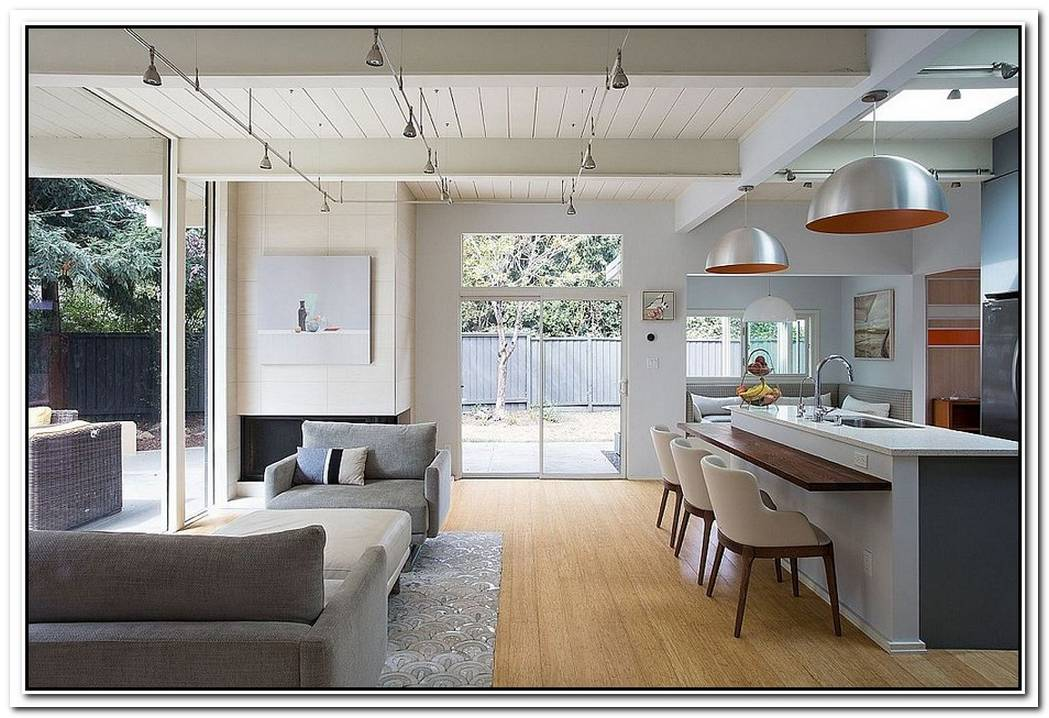 Classic Eichler Home In Palo Alto Remolded Into A Chic SingleFamily Residence