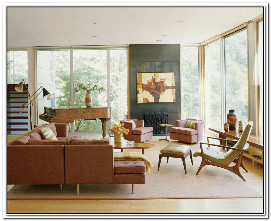 Classic Mid Century And Modern Interior Design