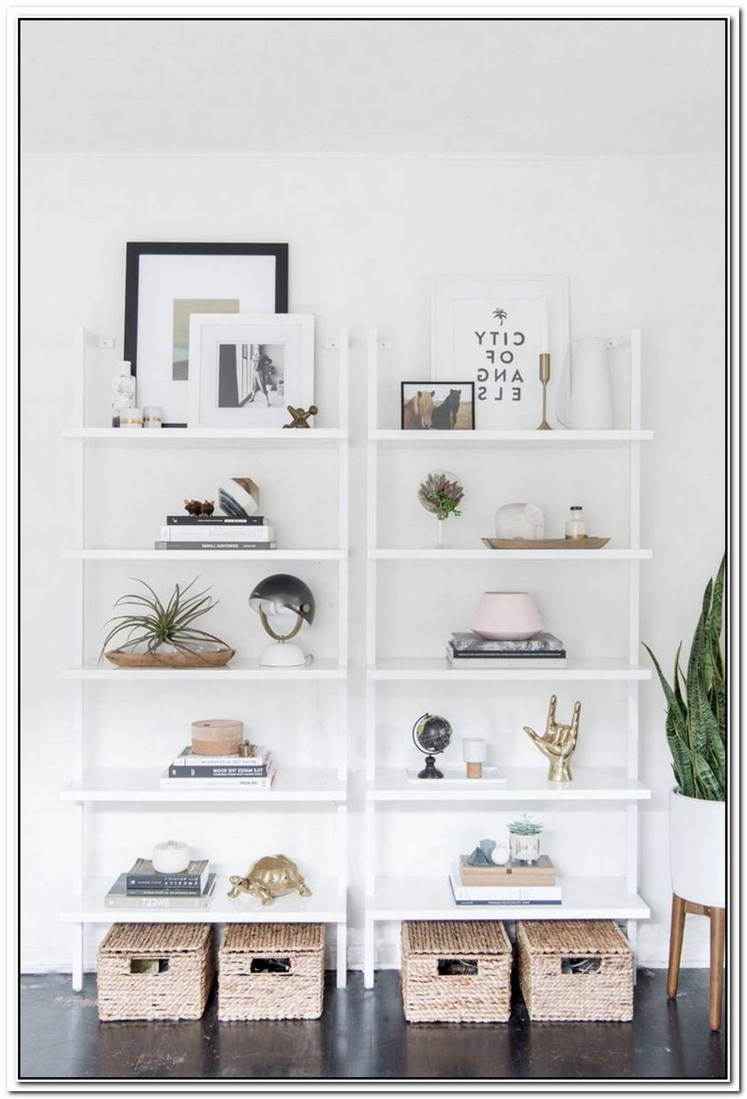 Classic Tradition Into A Contemporary Wall Shelf