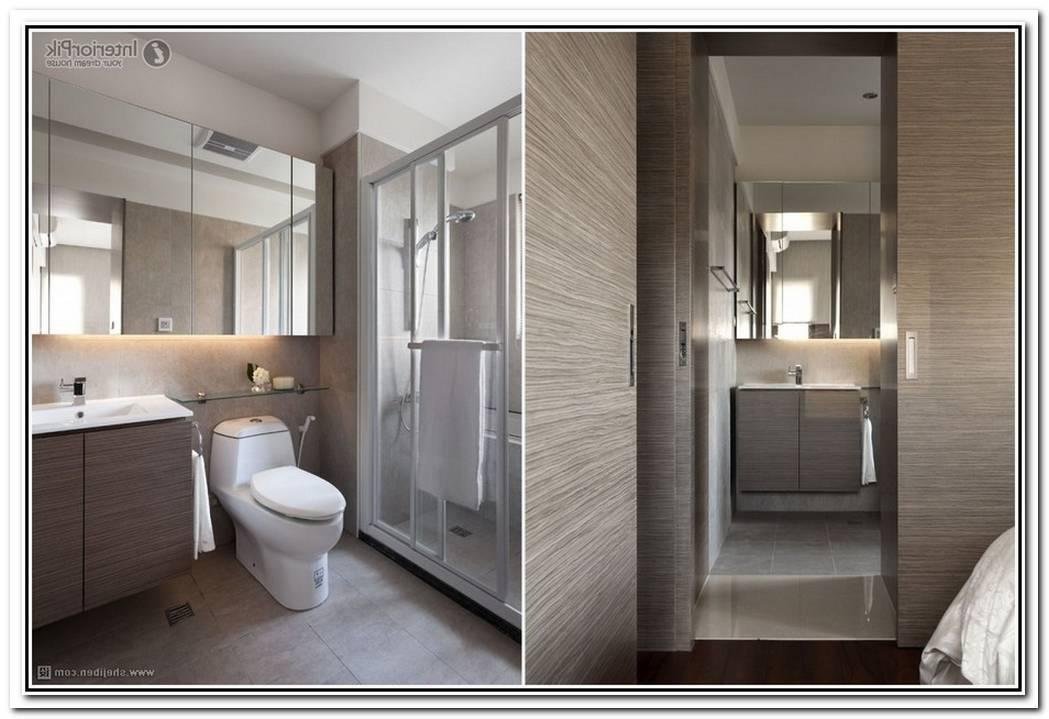 Classy Minimalist Bathroom Modern Bathroom