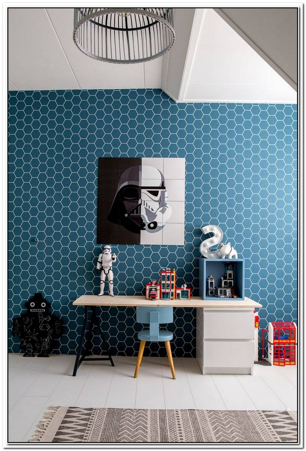 Clever Wall Coverings From Ixxi