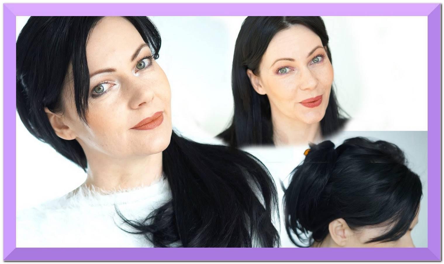 Clip In Extensions Frisuren Kurze Haare
