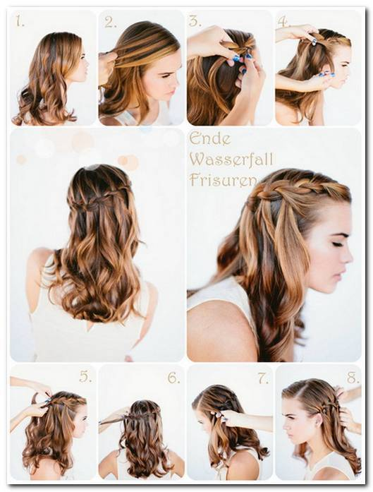 Clip In Extensions Frisuren Machen