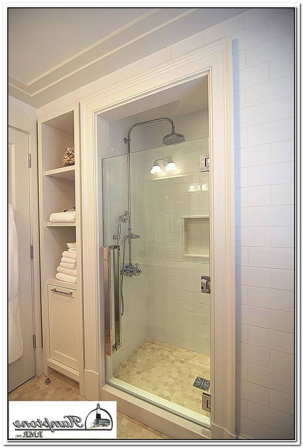 Closet Bathroom Small Space Tiny Space