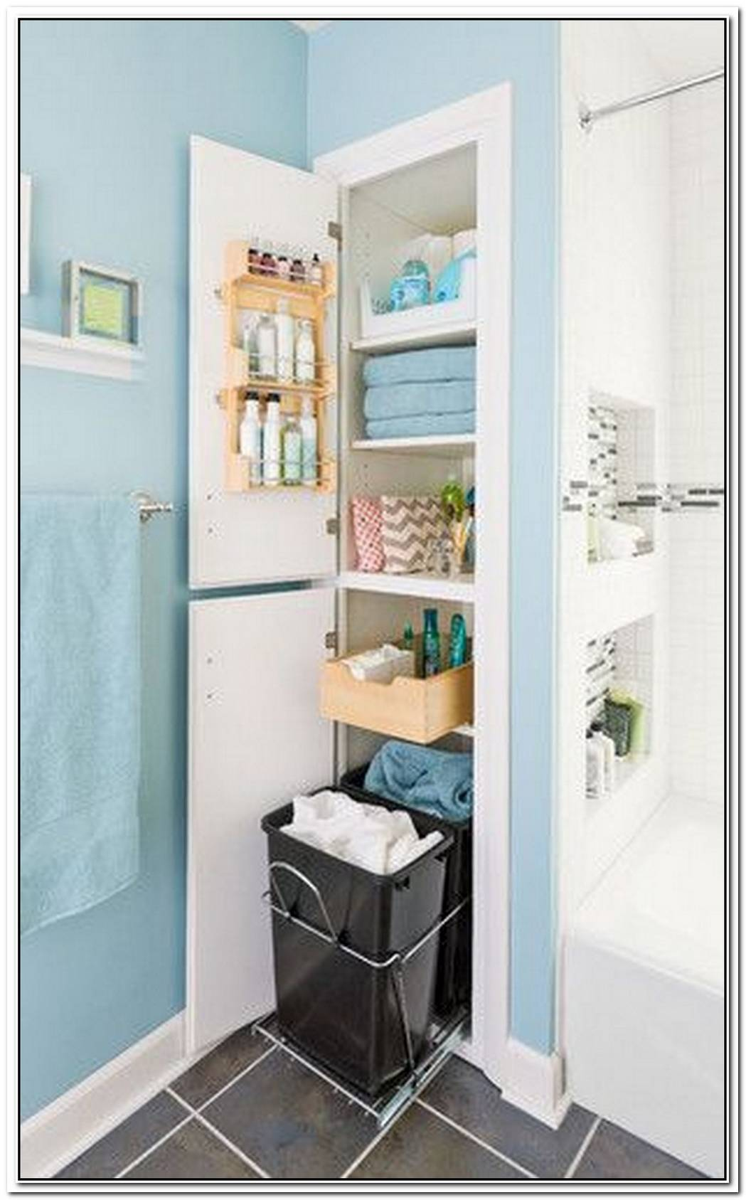 Closet Bathroom Small Space