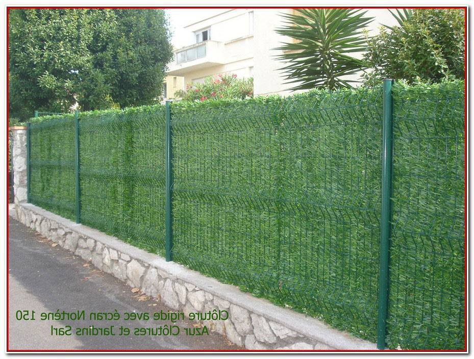 Cloture De Jardin Vial