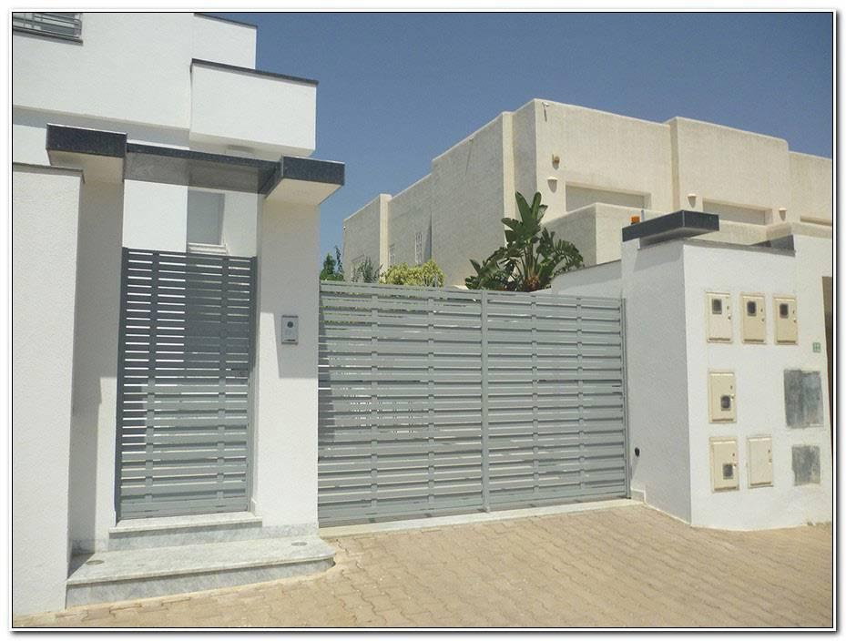 Cloture Maison Moderne Tunisie