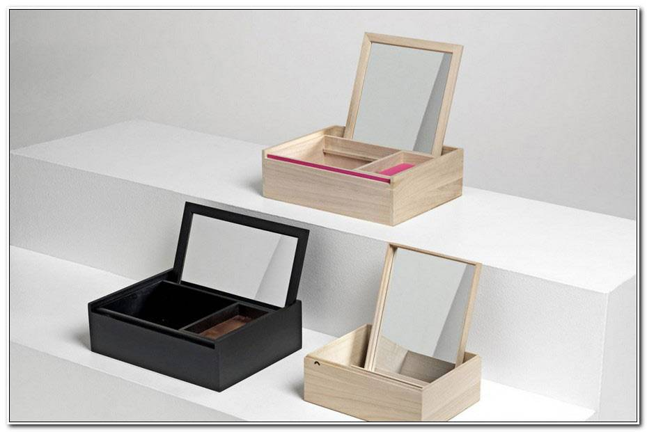 Coffret Bijoux Design