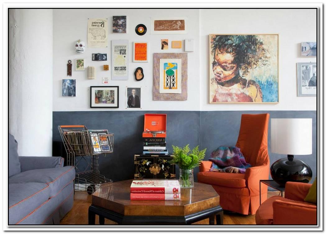Colorful Eclectic Interior Design