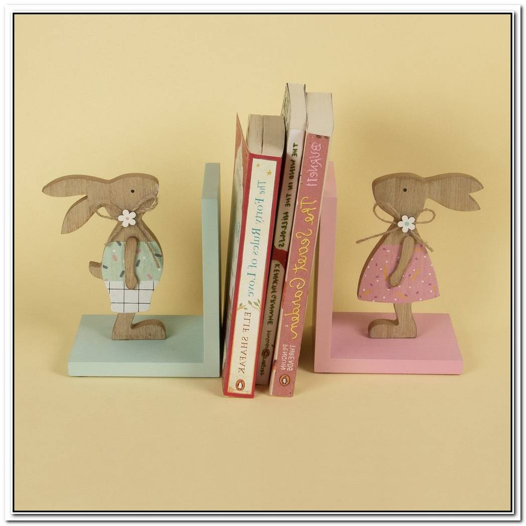 Colorful Mdf Bookend