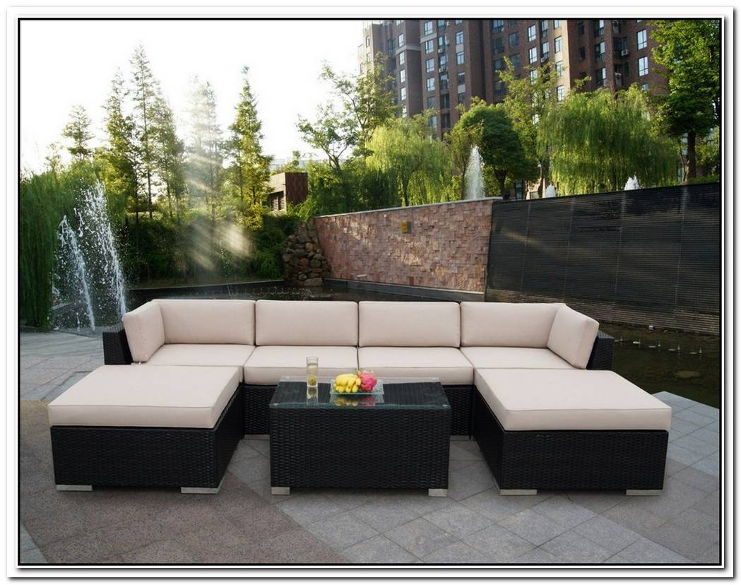 Comfortable And Stylish Outdoor Furniture Set